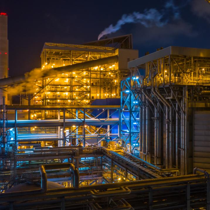 proyectos industriales e institucionales, generación de energía, Trienergy Energía