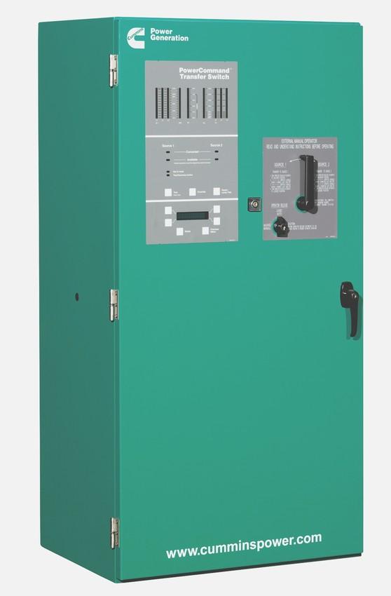 transferencias eléctricas, cummins power generation, Trienergy energía